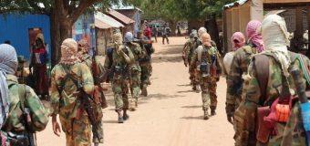 Xoogaga Al-Shabaab Oo La Wareegtay Deegaanka Ceel-Cali.