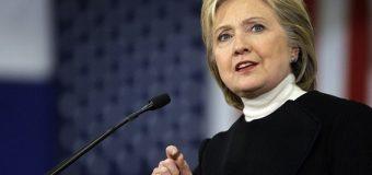 Emailada Hillary Clinton oo mar labaad FBI da mareykanku baaritaano ku sameyneyso.