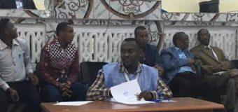Tartanka xubnaha Aqalka sare ee K/galbeed oo ka billawdey Baydhabo.