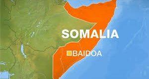 Baydhabo oo iska hor imaad ku dhexmarey Ciidamo kawada tirsan DFS.