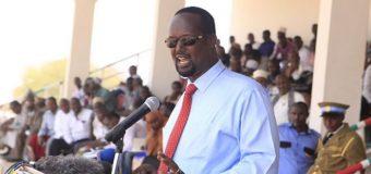 Xildhibaanada gobolka W/bari Kenya oo doonaya in la dadejiyo derbiga xadka soomaaliya.