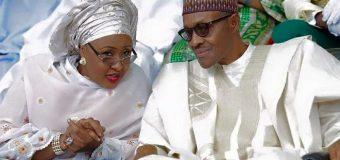 Madaxweynaha Dalka Nigeria oo mucaaradad ba'ani ka heysato xaaskiisa.