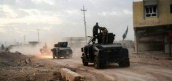 Dalka Ciraaq ciidamadooda oo gudaha u galey magaalada Mosul labo sano kadib.
