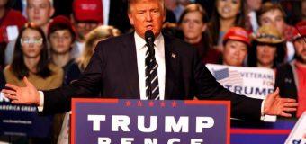 Donald Trump oo ku guuleystey Madaxweynaha  Mareykanka kana guuleystey Hillary Clinton.