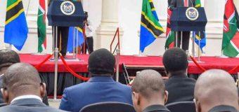 Heshiis waxa loogu yeero la dagaalanka Argagixisada oo ay wada gaareen dalalka Kenya iyo Tanzania.