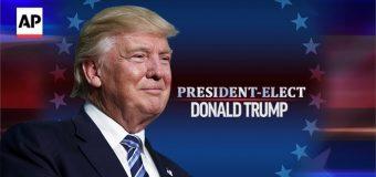 Donald Trump oo shaaciyey in uu tarxiili doono malaayiin Ajaaniib ah.