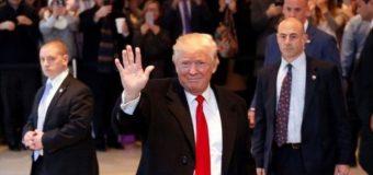 Doland Trump oo saxiixey wareegto lagu ballaarinayo Hawl galka Mareykanka ee Soomaaliya.