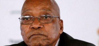 Jocob Zuma M/weynaha Koonfur Africa oo Cadaadis lagu saarayo in uu is Casillo.