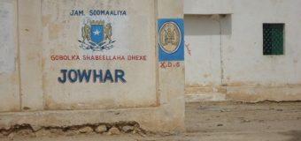 Isbitaal ku yaal degmada Jowhar oo Maamulka Hirshabeele Albaabada isugu dhufteen.