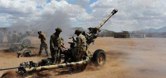 Saldhigyo Ciidamada Kenya ku lahaayeen Soomaaliya oo Al-shabaab Madaafiic ku weerareen.