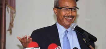 Deeqda Abaaraha oo Somaliland ku eedeysey Dawladda Soomaaliya in ay Siyaasadeyneyso.