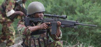 Askarta Kenya oo Sheegey in ay dileen Sarkaal ka tirsanaa AL-shabaab.