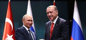 Colaadda SYRIA oo ay Heshiis ka Gaareen Dawladaha Turkiga iyo Ruushka/Labada Mweyne ayaa Qalinka ku Duugey.