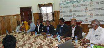 Somaliland oo Gudiga Doorashooyinku Soo bandhigeen tirada Codadka isdiiwaan geliyey.