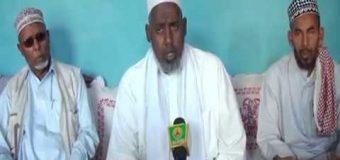 Ololaha Doorashada Somaliland oo Culimada Reer Somaliland ku BaaqdeyIn Diinta Islaamka la waafajiyo.