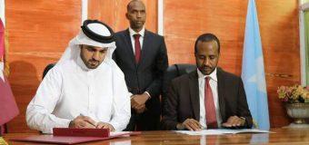 Mashaariic ku kaceysa 200 Million oo Dawladda Qatar SHeegtey in ay ka Hirgelineyso Dalka Soomaaliya.