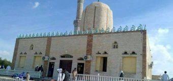 Maleyshiyaad loo Maleynayo in ay Yihiin kuwii ka danbeeyey Gumaadkii ka dhacey Masjid Masar ku yaal oo Ciidamada Cirka Masar Weerareen.