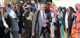 Sadexda Musharax iyo M/weynaha Xiligan ee Somaliland oo Codkooda ka Dhiibtey Magaalada Hargeysa.