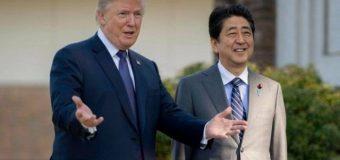 M/weynaha Dalka Mareykanka Doneld Jey Trump oo ka Hadley Xiriirka JAPAN iyo USA.