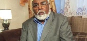 Somaliland oo Wasiir ka tirsanaa xukuumada uu iska Casiley Xilkii uu Hayey.