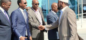 M/weyne Axmed Madoobe oo Sheegey in Amniga Dalku Hada Ka wanaagsanyahey Sidii Hore.