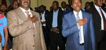Taageerayaasha Raila Odinga oo Dib u dhigey DHaarintii Musharaxooda Iyadoo loo balansanaa 12/12/017.