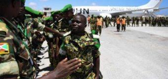Dalka Uganda oo Ciidamo ka Tirsanaa AMISOM ee ku Sugnaa Soomaaliya kala Baxey Gudaha Dalka Soomaaliya.