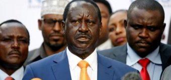 Talaabadii uu Raila Odinga Isku Dhaariyey oo Xukuumadda Kenya ku Tilmaantey Mid Burcadnimo ah.