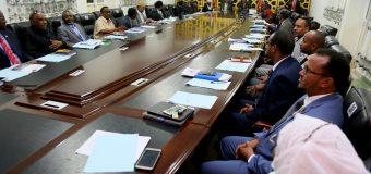 Shirka Golaha Wasiirada Somaliland oo Maanta Ajanadahu ahaa Dagaalkii Tuka Raq lagana Doodey.