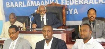 Kulanka Guud ee Barlamaanka Federalka Soomaaliya oo La Filayo in Berito uu Qabsoomo,uuna Gudoominayo Jawaari.