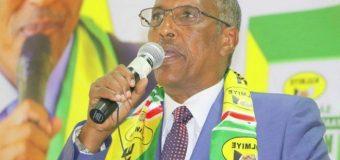 M/weynaha Somaliland Muuse Biixi oo ka Qayb Galey Maalinta Dhir Beerista Somaliland.
