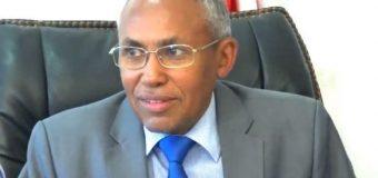 Wasiirka Arrimaha Debedda Maamulka Somaliland Sacad Cali Shire oo Caddeeyey in Imaaraadku aanu Aqoonsaneyn Somaliland.