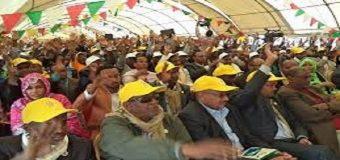 Xubno Hor leh Kana Tirsanaa Maamulka Dawlad Deegaanka Soomaalida oo Looga Yeeray Addis Ababa.