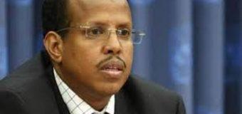 Wasiirka Arrimaha Debedda Dalka Jabuuti oo Sheegay in M/weyne Ismaaciil Cumar aanu Tageyn Dalka Eritrea.