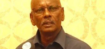 Gudoomiyaha Xisbiga Garsoor Ahna Xildhibaan oo Dafirey in M/weyne Farmaajo Yiri Eritrea Cunaqabateynta Halaga Qaado.