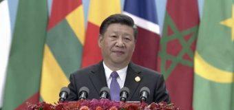Shirka Iskaashiga Shiinaha iyo Africa oo Maanta ka Furmay Magaalada Beijing ee Caasimada Dalka Shiinaha.