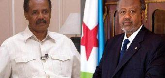 Dalalka Jabuuti iyo Eritrea oo La Dhex Dhexaadinayo Dagaal u Dhaxeeyey In Muddo ah.
