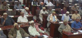 Labada Gole Guurtida iyo Wakiilada ee Somaliland oo Khilaaf Soo Kala Dhex Galey/Muxuu Ku Saabsanyahey Muranka Golayaashu?.