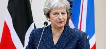 R/wazaaraha Britain Theresa May oo ku Baaqdey in la Taageero Hawl galka Amisom ee Soomaaliya.