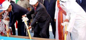 M/weyne Ku Xigeenka Somaliland C/raxmaan Saylici oo Dhagax Dhigay Balaarinta Dekedda Berbera.