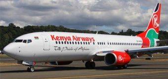 Shirkadda Diyaaradaha Kenya Airways oo Duulimaad Maalinle ah Ka Bilawday Magaalada Muqdisho..