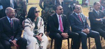 M/weynayaasha Soomaaliya,Eritrea iyo R/wasaaraha Itoobiya oo Soo Gabangabeeyey Shirkoodi Gondar.