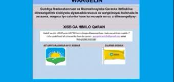 WARGELIN:-XISBIGA HIMILO QARAN