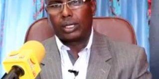 Askeri Dhaawac U Gaystey Agaasimihii Guud ee Wasaaradda Caafimaadka Somaliland oo Xabsiga La Dhigay.