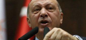 M/weynaha Dalka Turkiga Erdogan oo Digniin U Direy Dalka Mareykanka La Xiriirta Kurdiyiinta Kasoo Horjeeda Maamlka Turkiga.