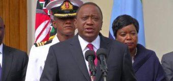 M/weyne Uhuru Kenyatta oo Ka Hadley Weerarkii Shaley Al-shabaab Ku Qaadeen Dustin Hotel ee Magaalada Nairobi.