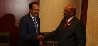 Madaxweynayaasha Soomaaliya iyo Sudaan oo Kulan Kuwada Yeeshey Dalka Itoobiya Magaalada Addis-ababa.