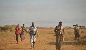 Maleeshiyada Macawisley Oo Xalay Weerartay Fariisimo Ay Al-Shabaab Ku Lahayd Deegaanka Masaajid Cali Gaduud.