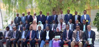 Siyaadda Shaqaalaha Rayidka oo Maanta Wasiirada Xukuumada Somaliland Meel Mariyeen.