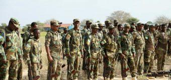 Ciidamada Jubaland Iyo Al-Shabaab Oo Ku Dagaalamay Inta U Dhaxeysa Xagar Iyo Afmadow.